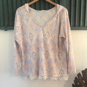 Maurice's women's top size 1